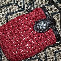 Brighton Cell Phone Bag Red Photo