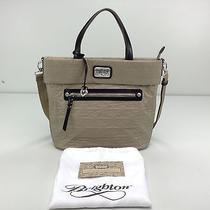 Brighton Chandler Collection Tote Handbag Birch Purse Photo