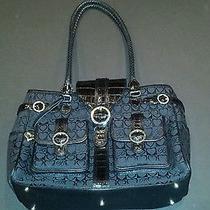 Brighton Cloth and Leather Handbag Photo