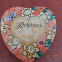 Brighton Collectible Jewelry Tin  Photo