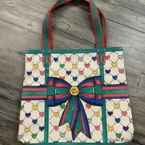 Brighton Collectibles Holiday Love and Joy Tote 10w Photo