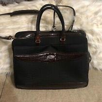 Brighton Collection Purse/laptop Carrier/briefcase Photo