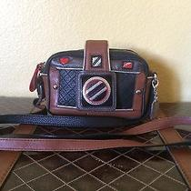 Brighton Crossbody Fashionista Camera Handbag Photo