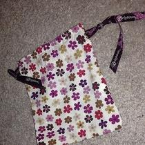 Brighton Daisy Print Pouch Travel Storage Jewelry Bag Photo