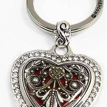 Brighton Devotion Heart Song  Fob Chain - Nwt Photo