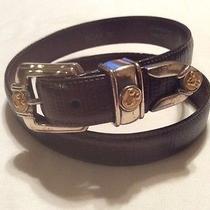 Brighton  Disney Leather Mickey Mouse Size 30  Belt 1017m Photo