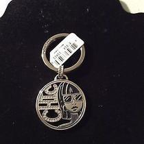 Brighton Fashionista Chic Silver Plated Key Chain Ring Photo
