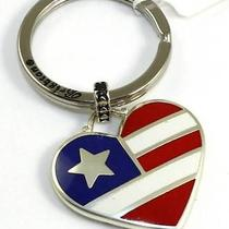 Brighton Freedom Heart Key Fob - Nwtag Photo