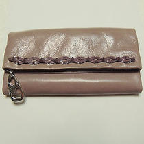 Brighton Fun House Large Wallet in Lilac Nwt Photo