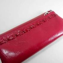 Brighton Fun House Leather Wallet  New With Tag  Magenta    90 Photo