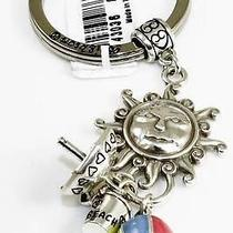 Brighton Fun in the Sun Key Fob Ring - Nwt Photo