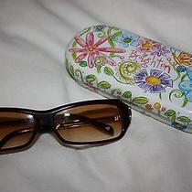 Brighton Georgia on My Mind Sunglasses W/ Case Photo