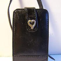 Brighton Gorgeous Black Cell Phone Case or Wristlet Photo