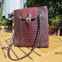 Brighton Handbag Brown Leather Photo