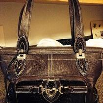 Brighton Handbag/purse With Beautiful Accents Photo