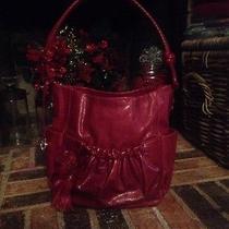 Brighton Handbag Wine Color Photo