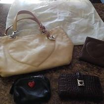 Brighton Handbag With 3 Wallet Photo