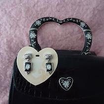 Brighton Handbag With Matching Earrings Photo