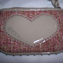 Brighton Heart Coin Purse  Nwt 48.00 Photo