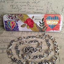 Brighton Heart & Flower Chain Belt Photo