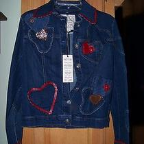 Brighton  Heart Jacket  Small  New With Tags Photo