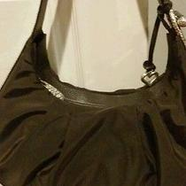 Brighton Hobo Handbag Jett in Chocolate Microfiber Photo