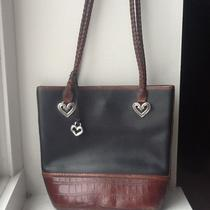 Brighton Hobo Style Leather Handbag  Photo