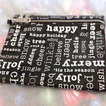 Brighton Holiday Jingle Wristlet Pouch Photo