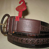 Brighton Ladies Brown Leather Belt From