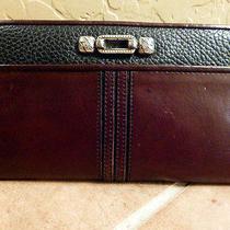 Brighton Ladies Leather Wallet Photo