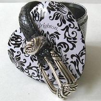 Brighton Leather Belt Size 28 Photo
