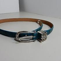 Brighton - Leather Belt Size 28 Photo