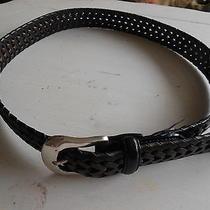 Brighton  Leather Belt   Size  30  Photo