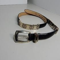 Brighton - Leather Belt Size 31 Photo