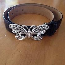 Brighton Leather Butteryfly Belt Photo