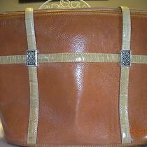 Brighton Leather Handbag/purse-Heavy Duty Leather Photo