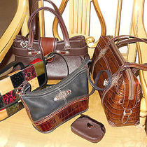 Brighton Leather Purse Collections Lot Photo