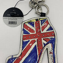 Brighton London Bootie Leather Handbag Fob   Nwt  E1722m Photo
