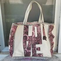 Brighton Love in Bloom Canvas Tote  Xl Photo