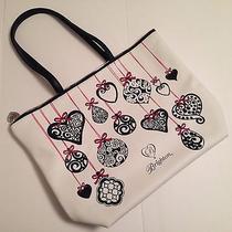 Brighton Love Notes Shoulder Bag/shopper Tote Purse-Holiday Ornaments Photo