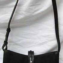 Brighton Lthr/microfiber Shoulder Bag Purse Photo