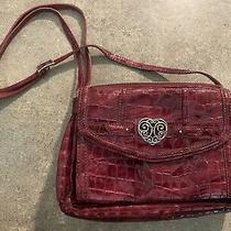 Brighton Lyric Cher Patent Leather Purse Wallet Cell Phone Case & Organizer Bag Photo