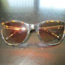Brighton Meridian Tortoise Hand Made Sunglasses - 58-18 Photo