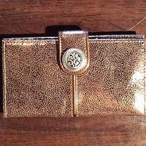 Brighton Metallic Bifold Wallet Photo
