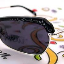 Brighton Metro Sunglasses & Sunglass Case Nwt orig.70 Great Gift for Mom Photo
