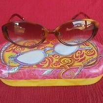 Brighton Mirabella  A10633 Style Tortoise Shell on Black Frame Sunglasses - Nr Photo