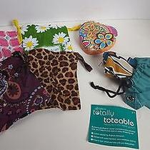 Brighton Mixed Lot Jewelry Bags Tote Bag Heart Jewelry Gift Tin 7 Items 640 Photo