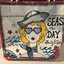 Brighton Nautical Tote Bag