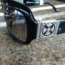 Brighton Nwt Heat Wave Black Sunglasses Photo