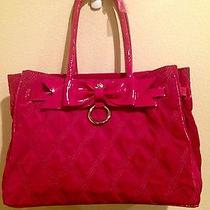 Brighton Nwt My Flat in London Miss Bond Pink Purse/handbag Photo